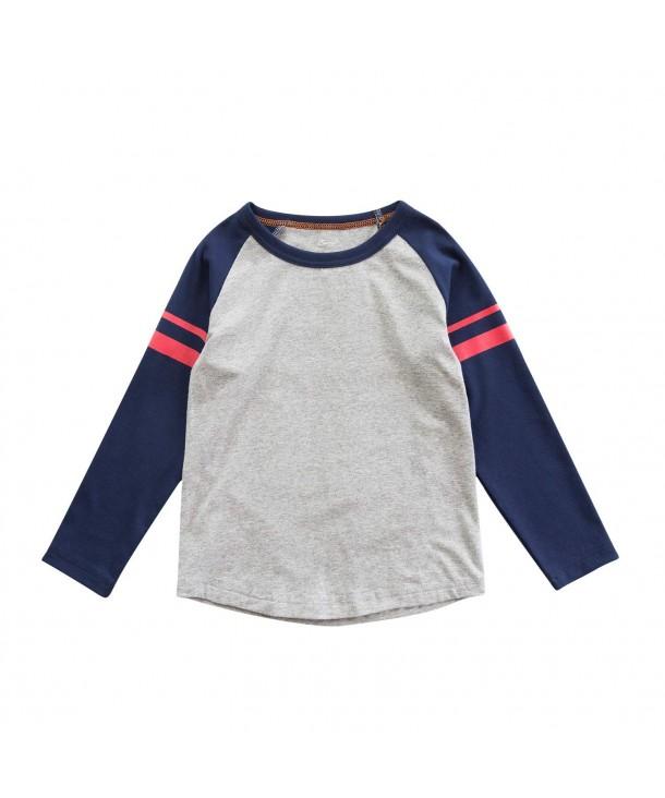 CUNYI Boys Sports Sleeve T Shirts