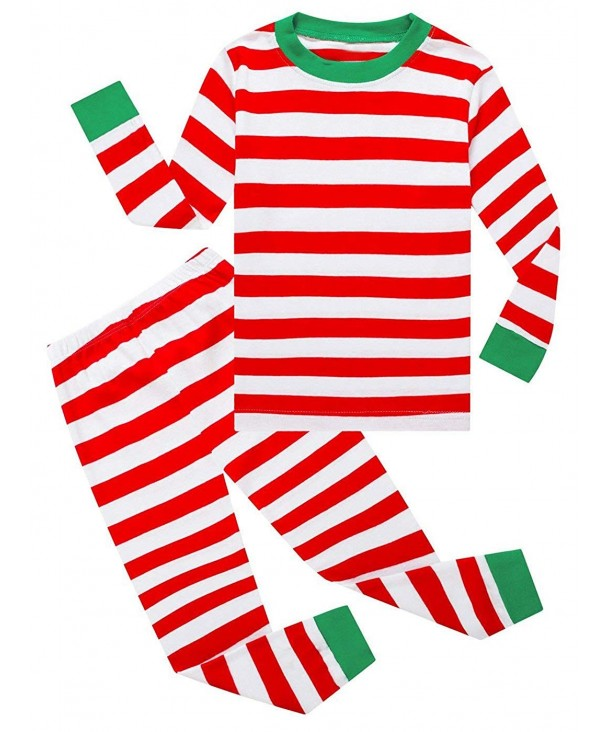 Dutebare Christmas Pajamas Toddler Sleepwear