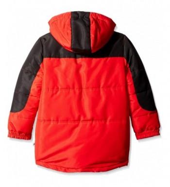 Boys' Down Jackets & Coats