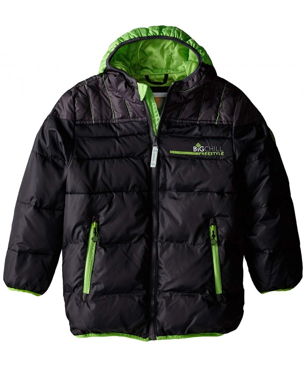 Big Chill Boys Puffer Jacket