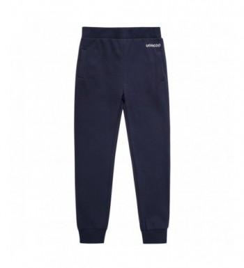 UNACOO Casual Fleece Cotton 2 Pocket