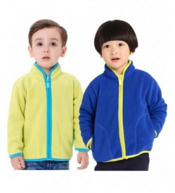 Cheapest Girls' Fleece Jackets & Coats Wholesale
