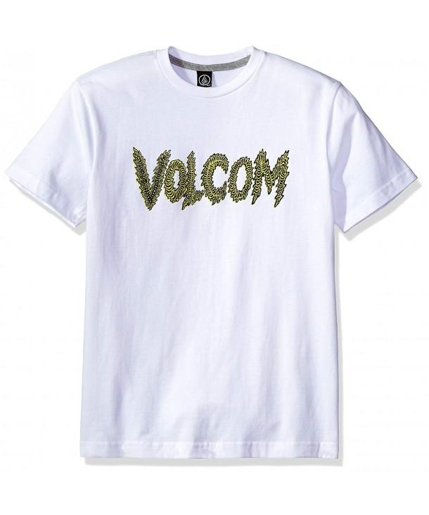 Volcom Tetsunoris Short Sleeve Youth
