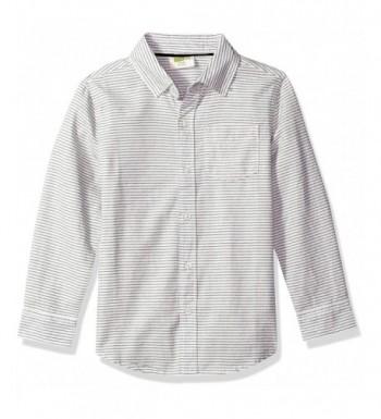 Crazy Boys Long Sleeve Dress Shirt